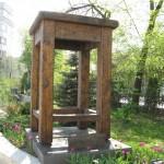 Памятник табурету земли русской