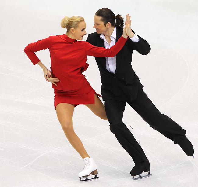 Домнина Шабалин, обязательный танец