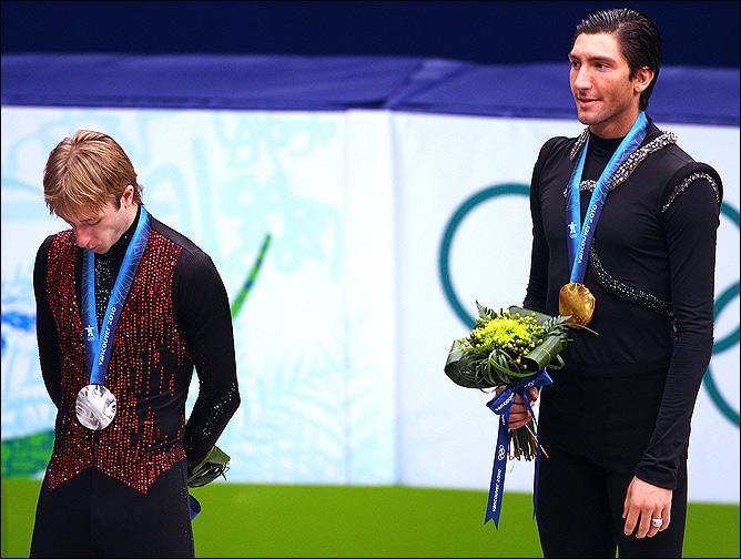 Лайсачек выиграл олимпийское золото