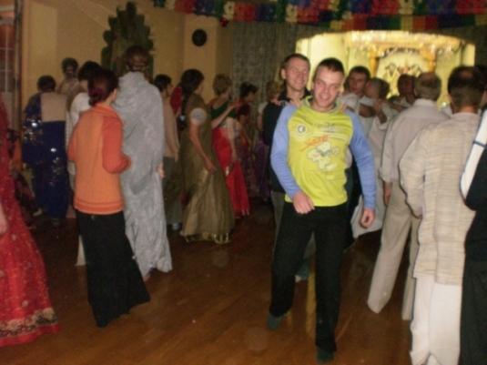 танцы 2