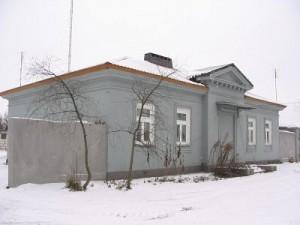 Почтовая станция в деревне Старые Дороги (середина XIX в.)