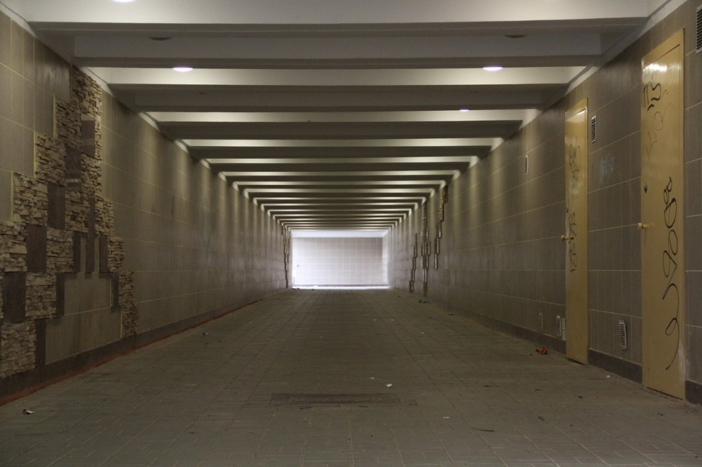 Тоннель перехода