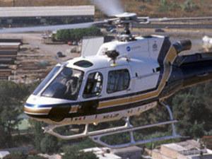 Вертолет компании «Еврокоптер»