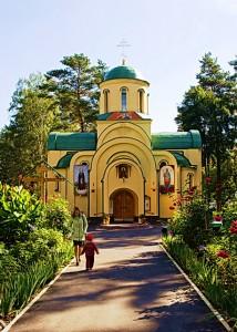 Храм Святого Димитрия Донского