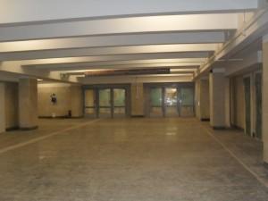 В новом подземном переходе, который сейчас пока закрыт