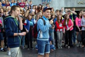 битбоксеры  представители тусовки Beatbox Union Belarus