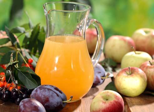 Как сделать фруктовый сок в домашних условиях
