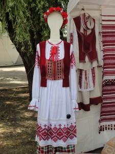 Национальный Костюм Беларусь