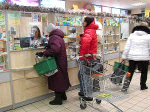 "Аптека в ТЦ ""Корона"""