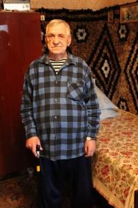 Муж Нины Станиславовны