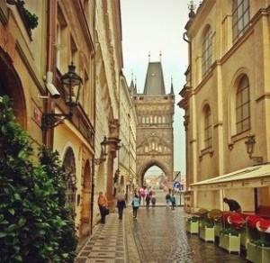 Прага глазами Алены