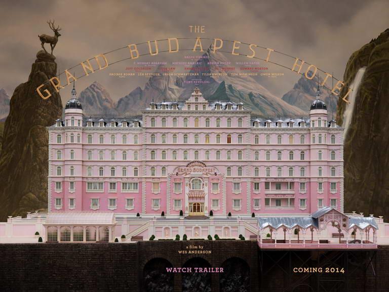 отель, Гранд Будапешт, фильм, кино, кино Минск, кинопоказ