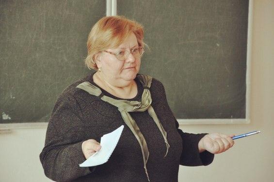 "Cветлана Таболич (""Народная Трыбуна"")"