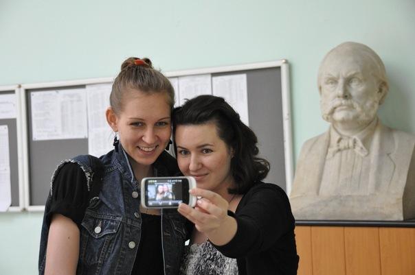 Ольга Клюшкина.МГУ(+-)