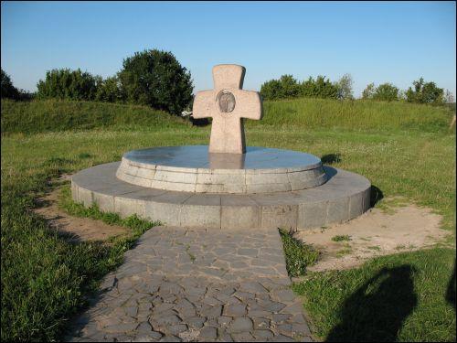 месца, дзе жыла Рагнеда з сынам Ізяславам