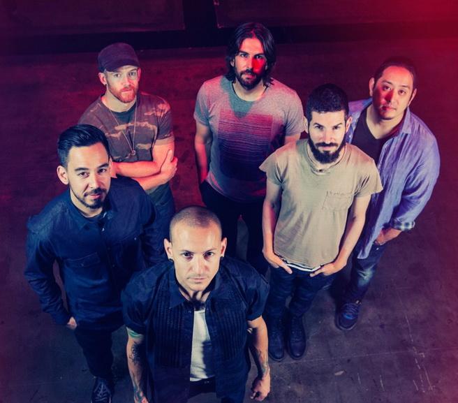 Linkin Park в полном составе