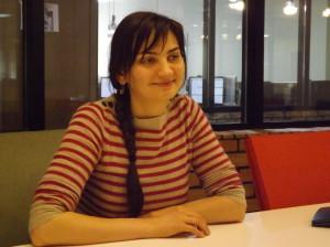 Директор Viber Media Вероника Кесова— «В Беларуси много талантов»
