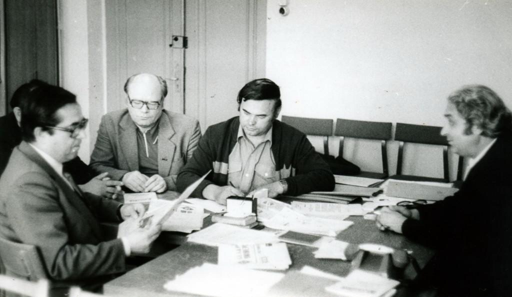 Саченко и ректор