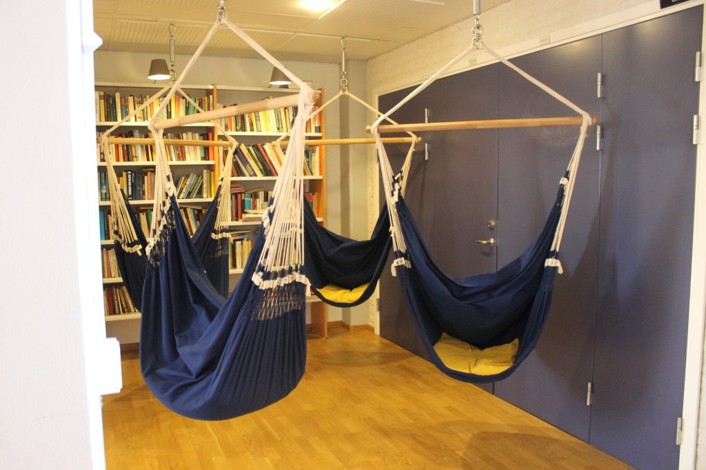 Медыяінстытут FOJO, Швецыя (Fojo Media Institute) Дарэчы, наш журфак цесна супрацоўнічае з ім. Фота Марыны Сіманавай