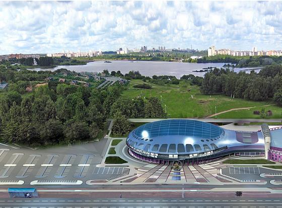 Парк им. 900-летия г. Минска