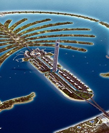 UAE - Lifestyle - Man Made Island