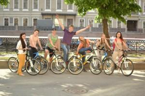 Прокат велосипедов в Минске: радость может быть бесплатной