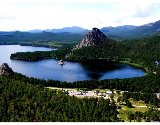 Туристические места Казахстана
