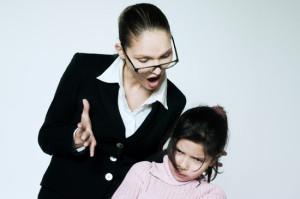 Конфликт учителей и учеников