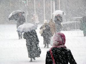 Ухудшение погодных условий ожидается на этой неделе в Беларуси