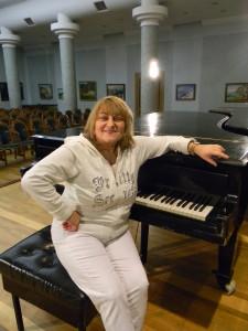 Анна Козлова - композитор