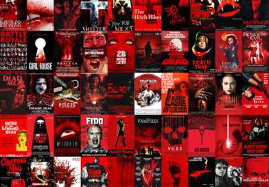 Десять фильмов ужасов, которые заставят вас содрогнуться (тест)