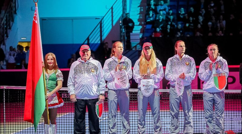 Знай наших!Сборная Беларуси по теннису вышла в финал кубка Федерации
