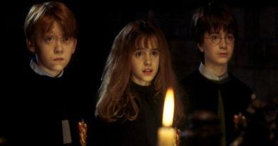 Насколько ты знаешь мир Гарри Поттера?
