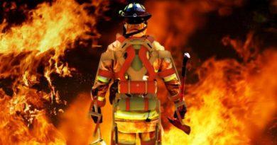6 интересных фактов о пожарных