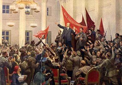 День Октябрьской революции: факты