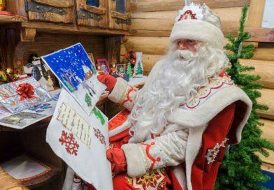 Верит ли журфак в Деда Мороза. Видео