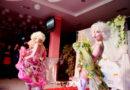 Репортаж с закрытой вечеринки: дамы кидались на торт и стриптизера, как голодные гиены