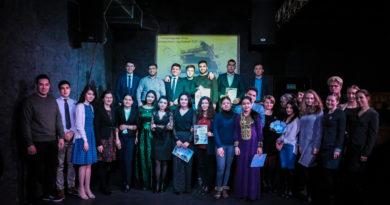 БГУ на родном языке: Литературный вечер иностранных студентов