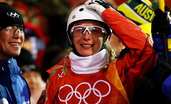Provehito in Altum:  интересные факты об олимпийской чемпионке Анне Гуськовой