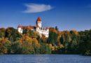 Свободный день в Чехии: Конопиште