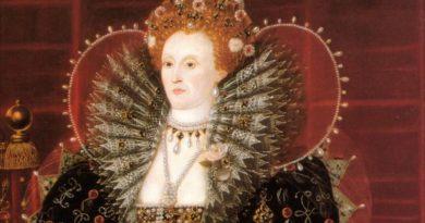 Елизавета 1 «Королева- девственница». Она была мужчиной?