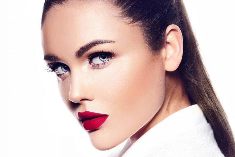 красивый макияж для лица