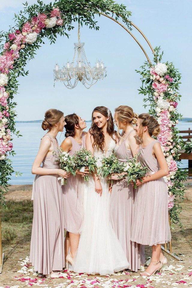 Работа флориста и декоратора невеста на пляже