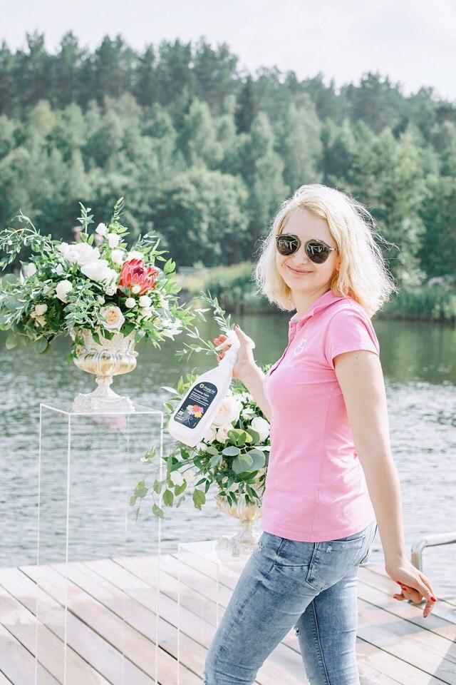 флорист и декоратор Светлана Медяло