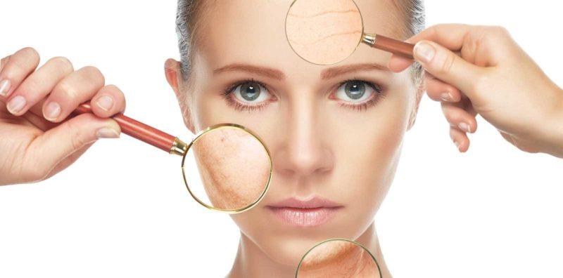 Очищение и увлажнение кожи