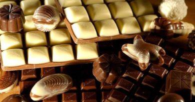 """""""Шоколад — это уют. Палитра вкусов, ароматов…"""""""