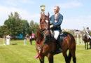 Международные соревнования по конному троеборью. Фоторепортаж из Ратомки