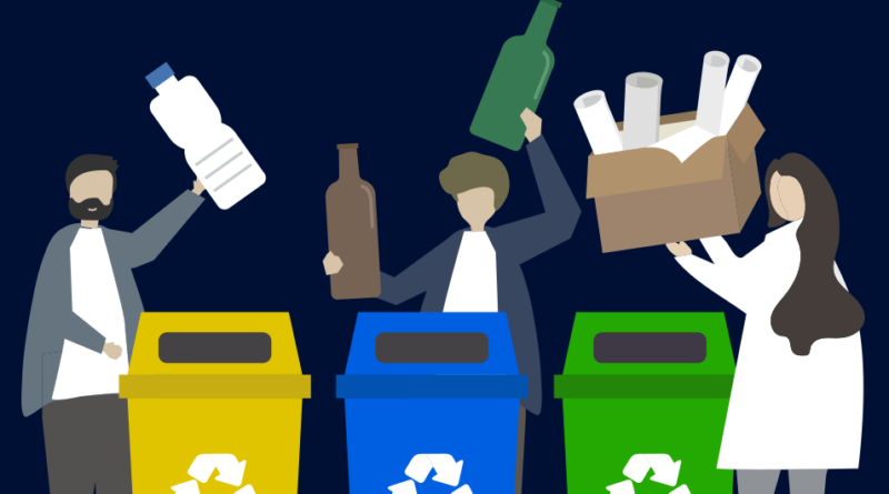 Разделяй и властвуй: памятка по раздельному сбору мусора для начинающих