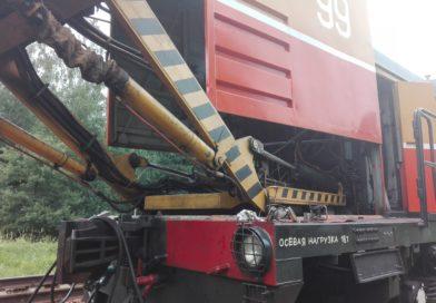 Как работают железнодорожники