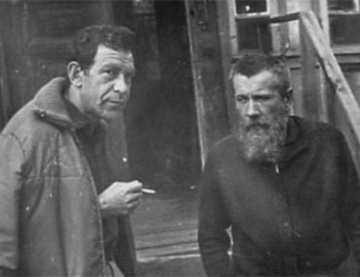 Юлий Даниэль и Андрей Синявский вместе